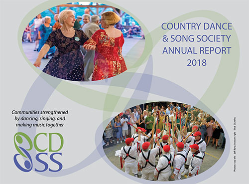 CDSS 2018 Annual Report cover